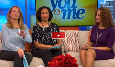 You and Me TV Interview Danita Johnson Hughes