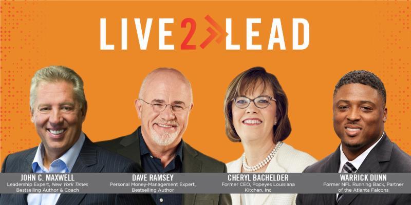 Live2Lead speakers